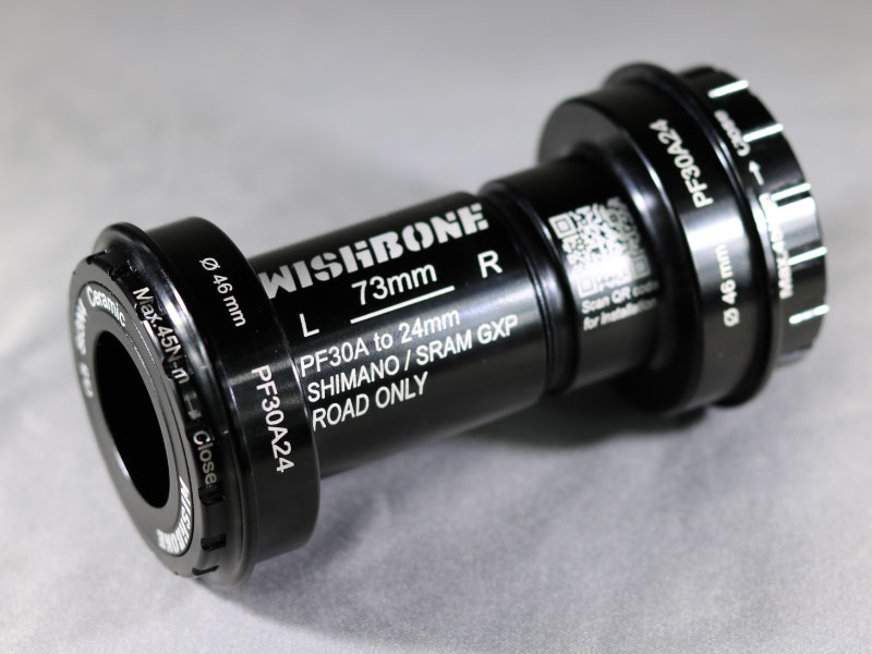 Wishbone PF30A24 Bottom Bracket Image