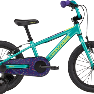 2021 CANNONDALE TRAIL 16 SS GIRLS